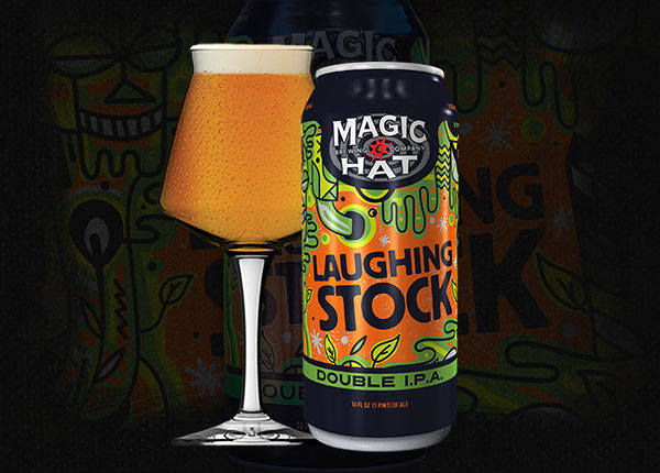 Magic Hat Presents Laughing Stock