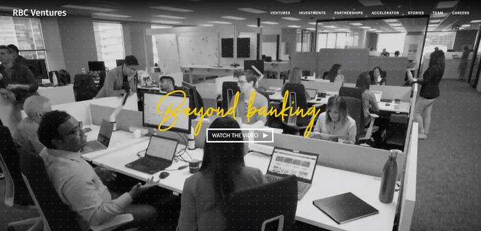 RBC Ventures Homepage