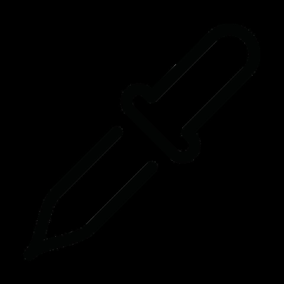 Graphic edit eyedropper
