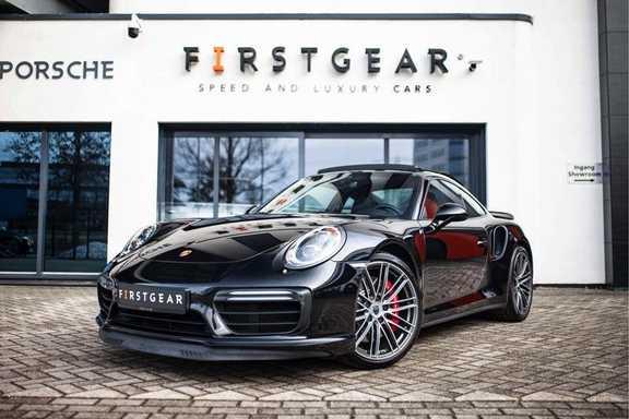 "Porsche 911 991 MKII 3.8 Turbo *Schuifdak / 20"" / BOSE / Sport Chrono / PDLS+ / Liftsysteem*"