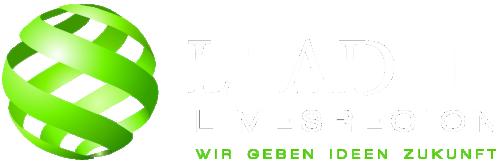 Logo der LEADER Gruppe