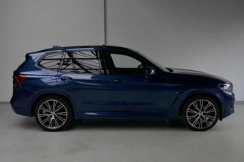 BMW X3 xDrive30d High Executive M Sport Edition afbeelding 4
