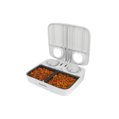 Automatic Timer Pet Feeder - 2 Meal