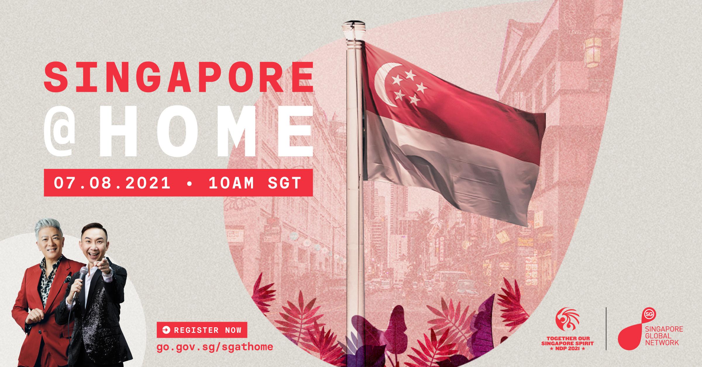 Singapore @ Home