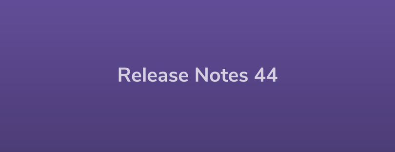 Esper Release Notes – DevRel 44