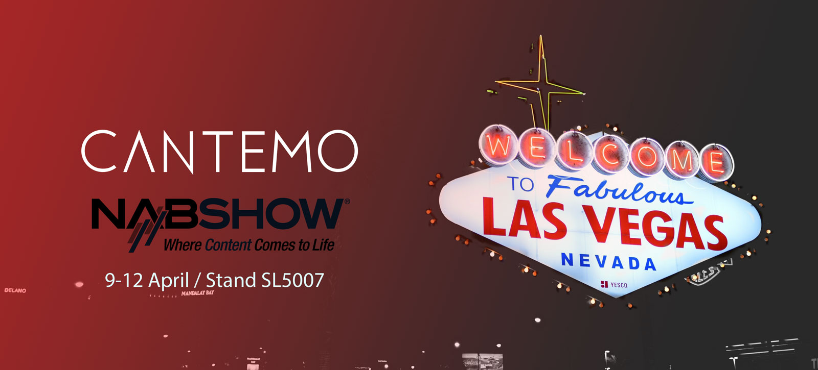 image from Cantemo to Showcase Video Intelligence for Media Management at NAB 2018