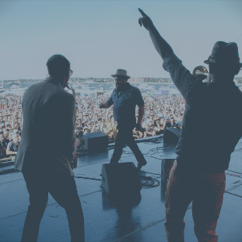 Bose, Newport Folk Festival®, and Cantina Team Up to Fine-tune the Festival Experience