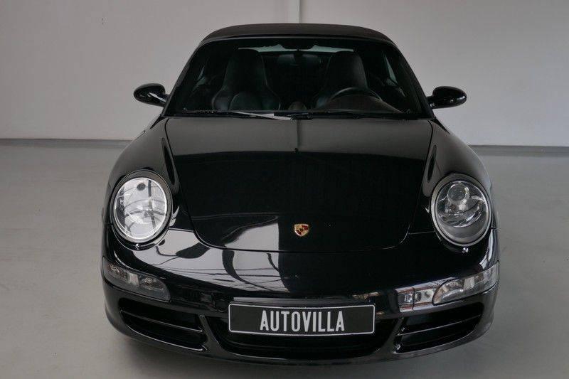 Porsche 911 Cabrio 3.8 Carrera S Keramisch - Sport chrono afbeelding 3