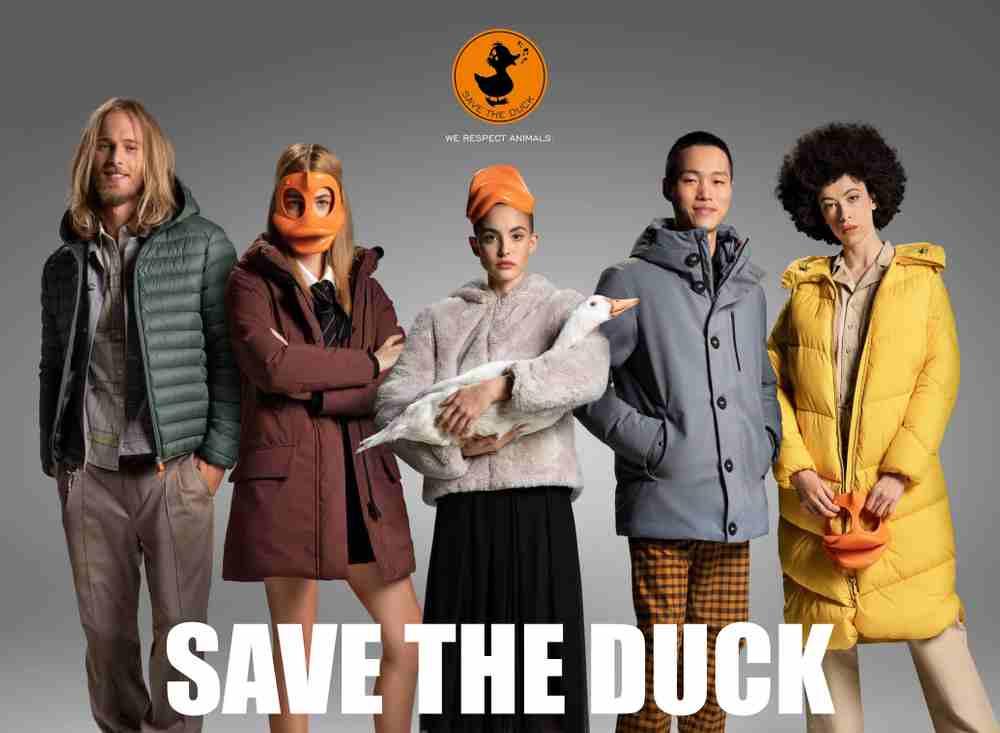 Elisabetta Cavatorta Stylist - Save the duck  - FW 20-21