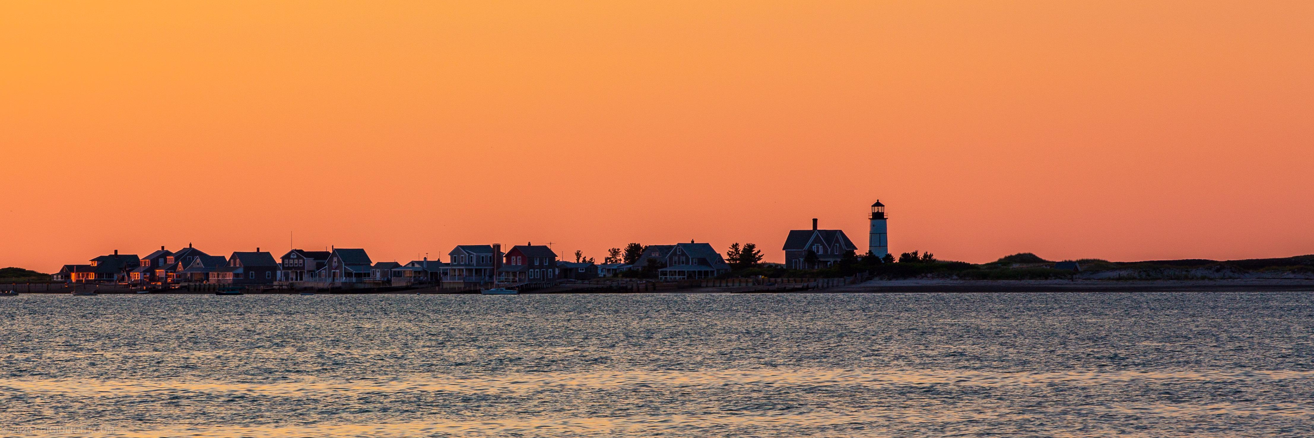 Sandy Neck Lighthouse Sunset