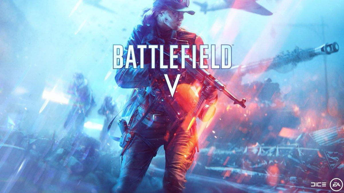 Cover do Battlefield V