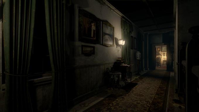New ghost investigation game arrives on Kickstarter and Greenlight