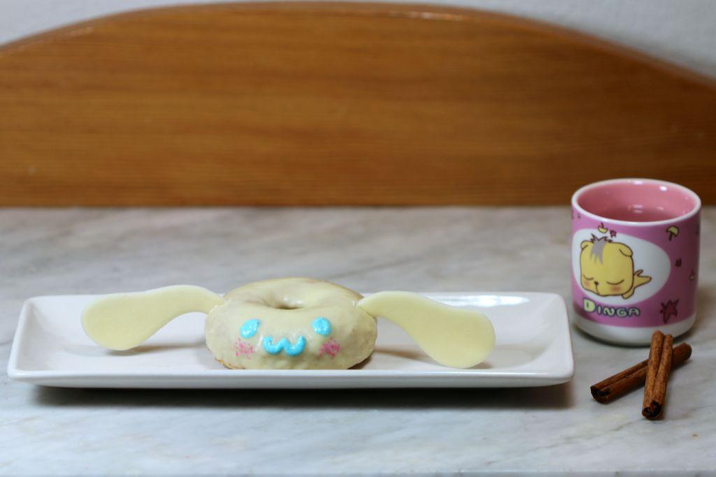 Sanrio Cinnamoroll donut