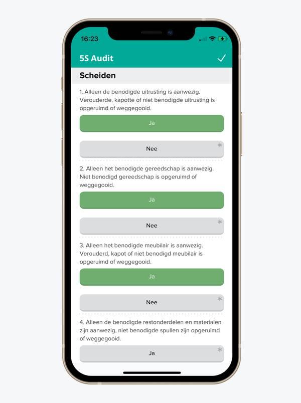 Incontrol app