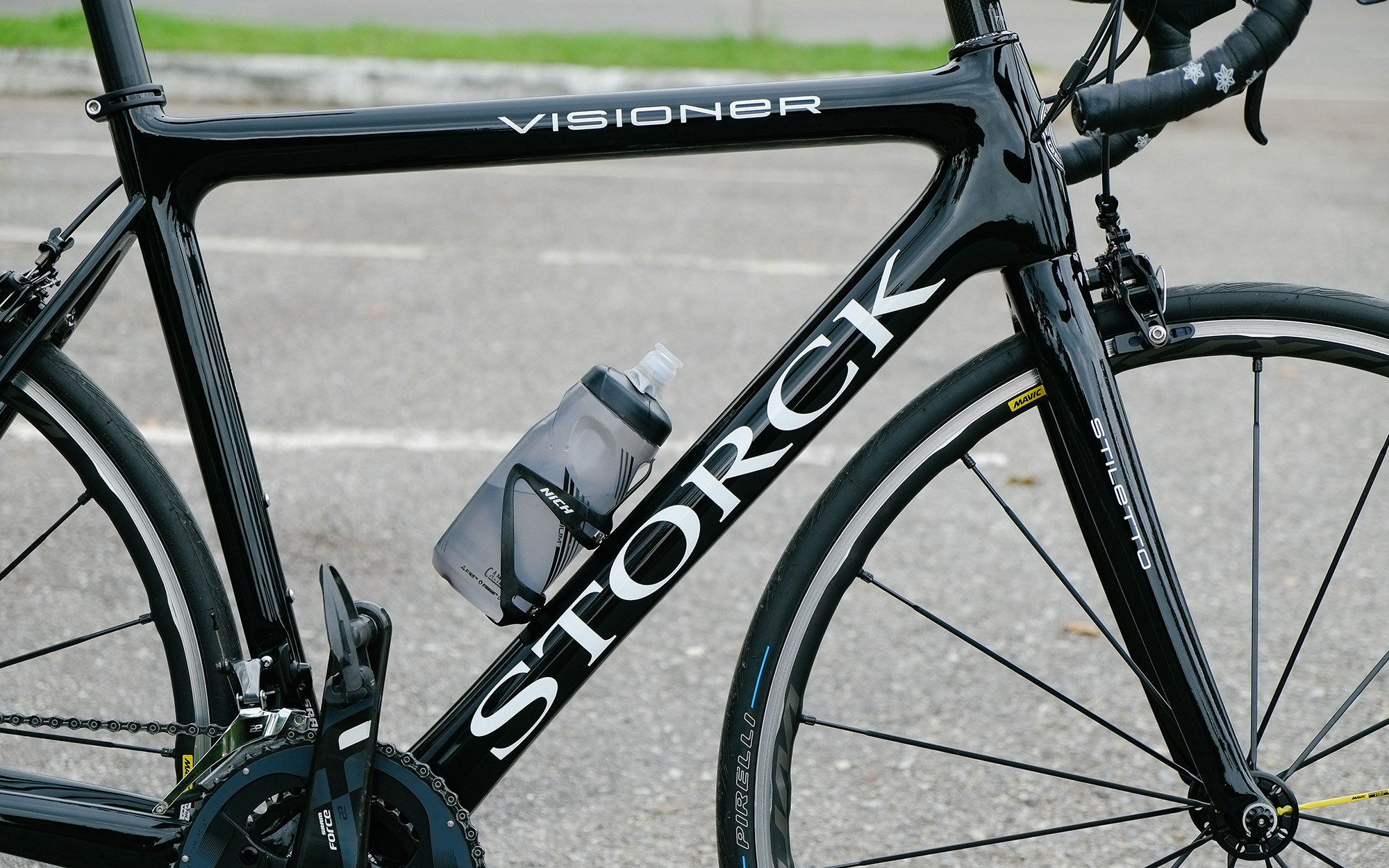 Frame: Storck Visioner Comp G1