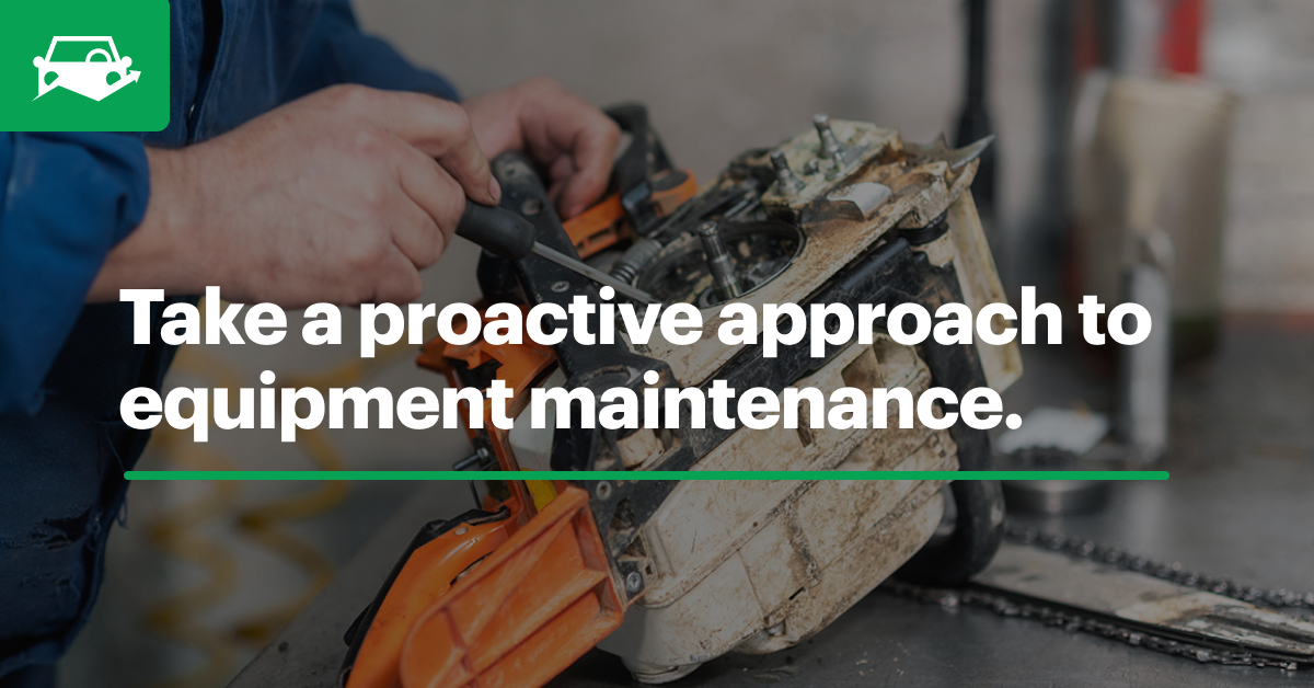Equipment preventive maintenance blog