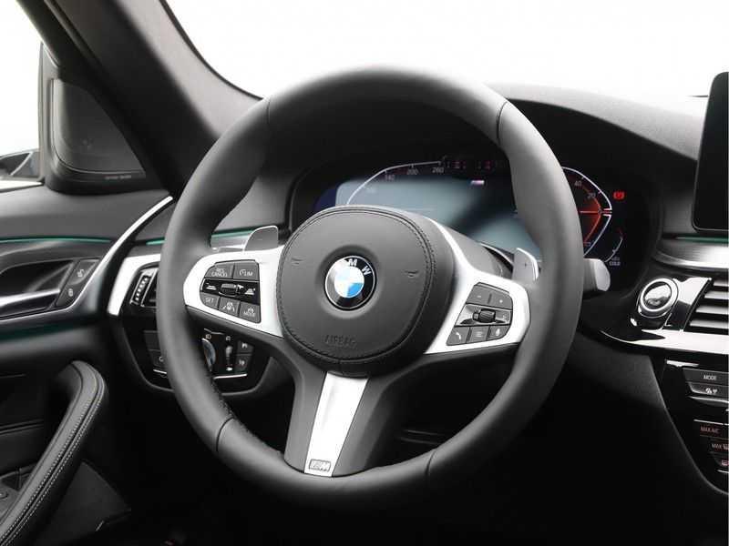 BMW 5 Serie 530i High Exe M-Sport LCI afbeelding 5