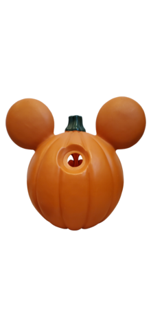 Mickey Mouse Pumpkin photo