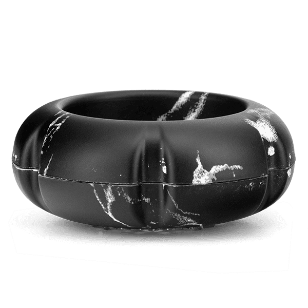 Mini Fan Diffuser — Marble Black