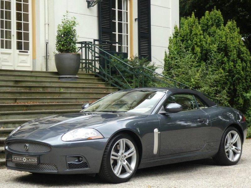 Jaguar XKR 4.2 V8 Convertible afbeelding 20