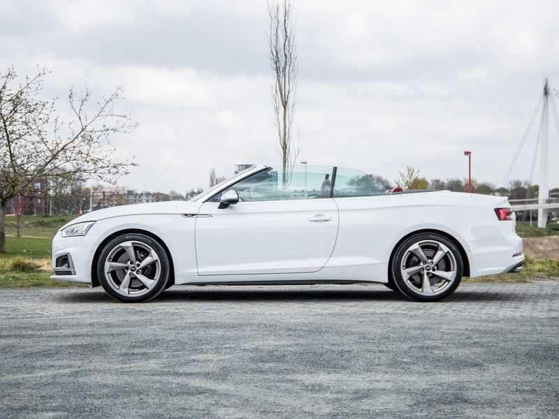 Audi S5 Cabriolet 3.0 TFSI S5 quattro Pro Line Plus 354PK | 2 x S-Line | Adapt.Cruise | Massage Stoelen | 360 Camera | afbeelding 11
