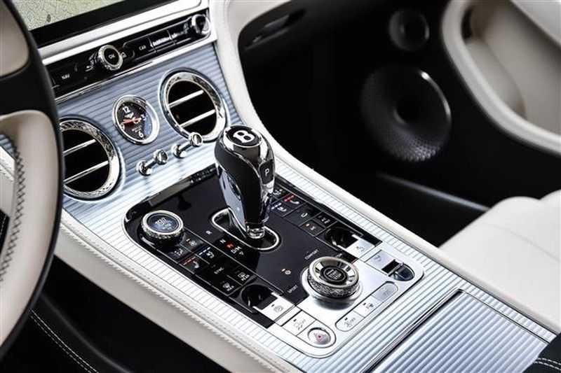 Bentley Continental GT W12 MULLINER MASSAGE+HEADUP+TOPVIEW afbeelding 11