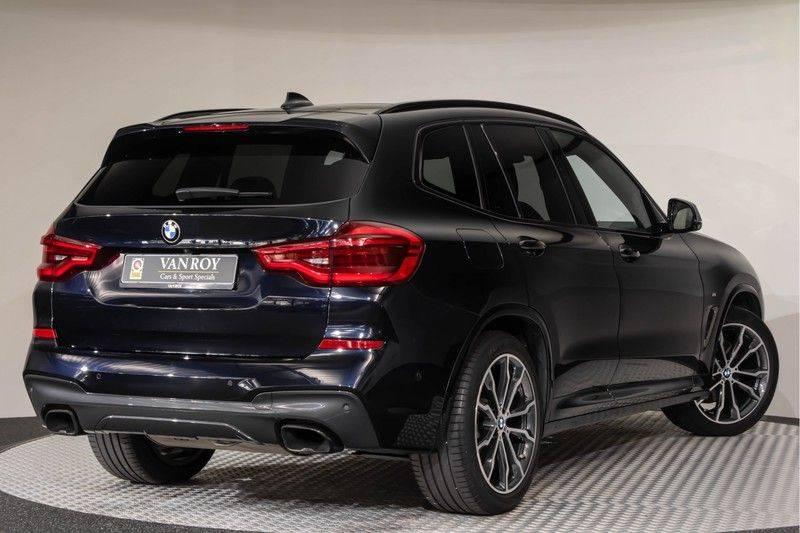 "BMW X3 M40i xDrive 340pk Panoramadak VirtualCockpit ShadowLine Sportleder+Memory Head-Up ACC Harman/Kardon AmbientLight Keyless 20"" 360Camera ParkAssist Pdc afbeelding 8"