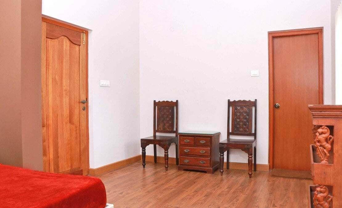 Jade Greens House Kattabettu Bedroom