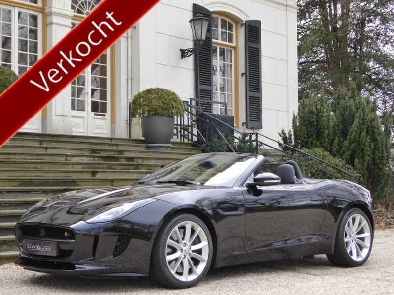 Jaguar F-Type 3.0 V6 S Convertible
