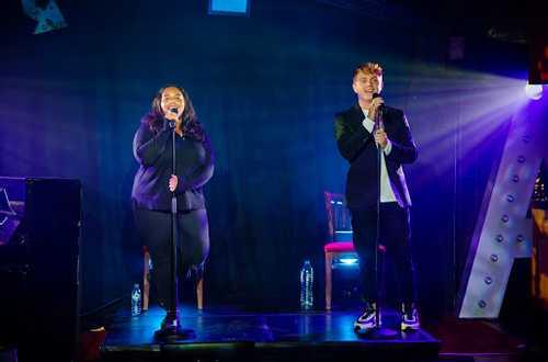 NICOLE RAQUEL DENNIS & SAM TUTTY - Live At The Phoenix Arts Club