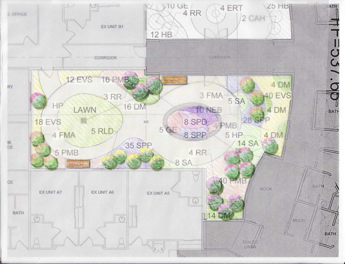 Somerford Place Institution catharine ann farnen landscape architecting overview