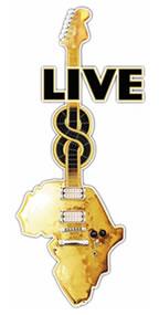 Live8 Logo