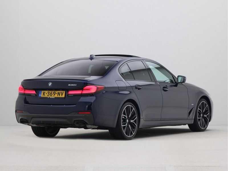BMW 5 Serie Sedan 530i High Executive M-Sport Automaat afbeelding 6