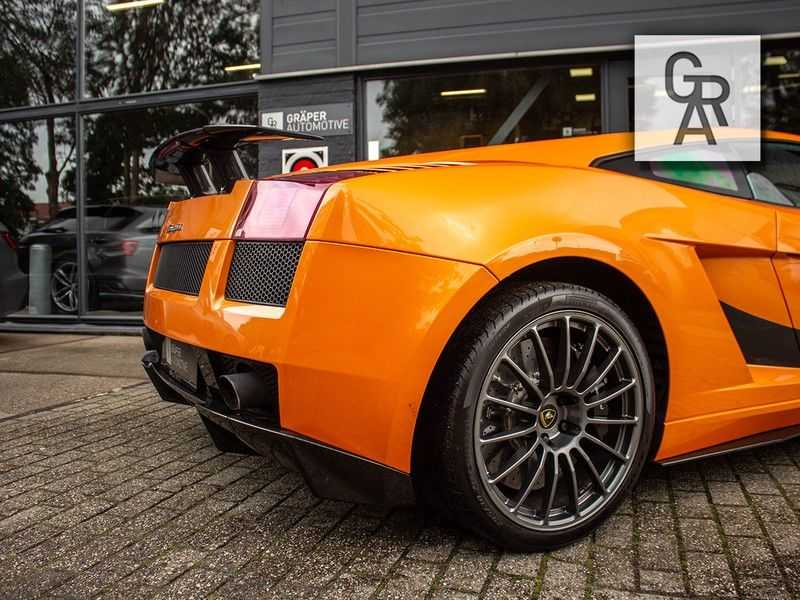 Lamborghini Gallardo 5.0 V10 Superleggera afbeelding 13