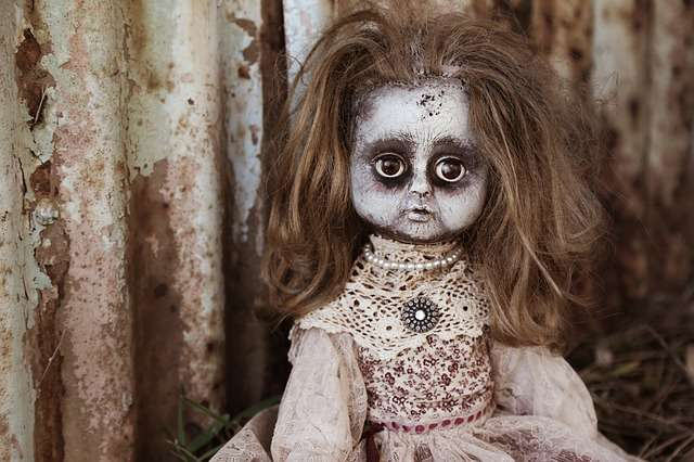 Creepy haunted dolls, anyone?