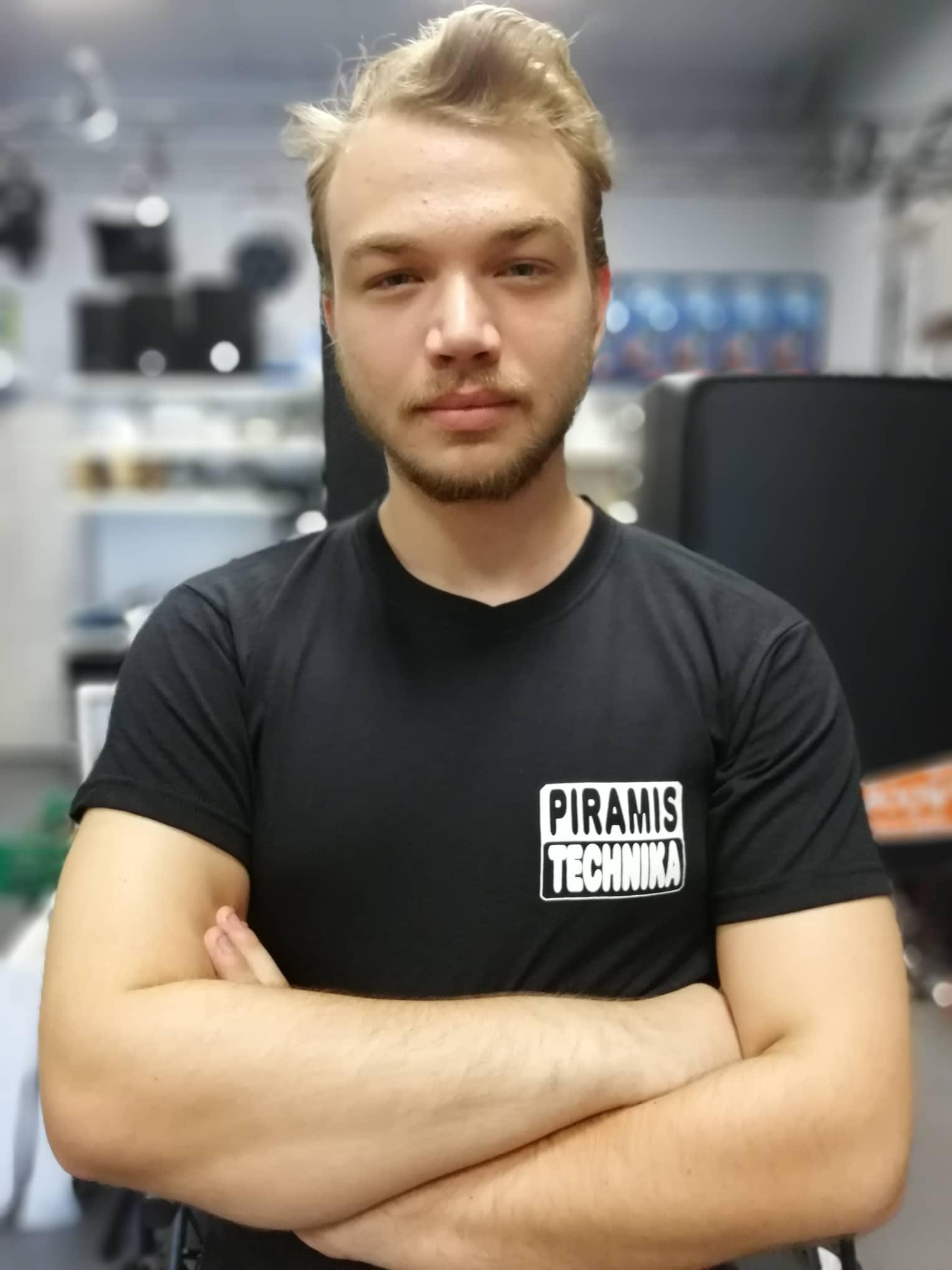 Kép Szinovál Istvánról