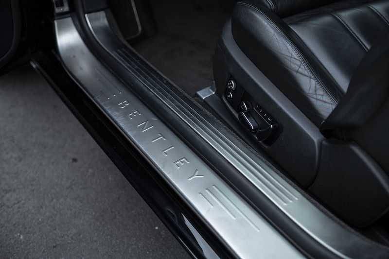 Bentley Continental GTC 6.0 W12 + Dealer onderhouden + Excellent Condition afbeelding 23