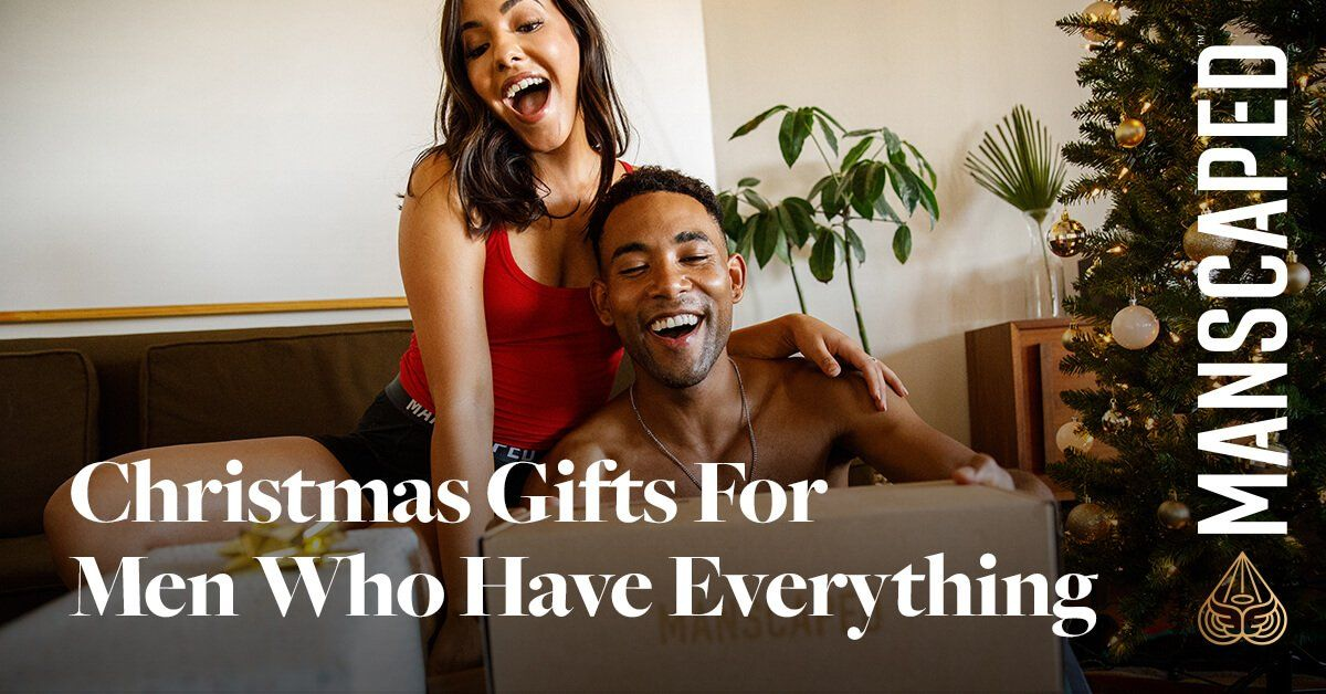 9 Christmas Gift Ideas for Men Who Have Everything