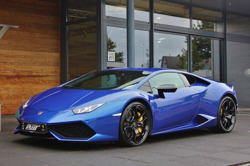 Lamborghini Huracan 5.2 V10 LP610-4 **Keramisch/Forged Carbon/Lift/Alcantara** afbeelding 6