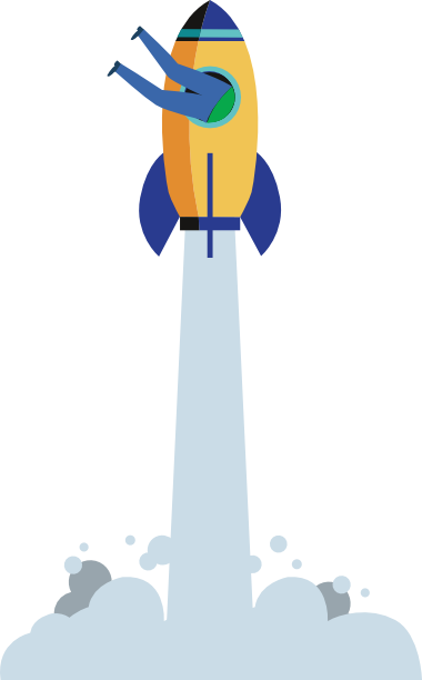 rocket drawing