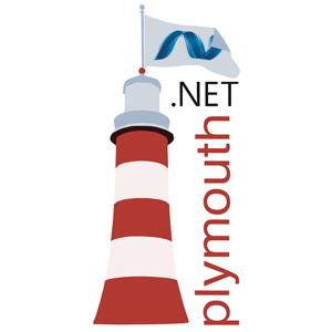 plymouth dot net logo