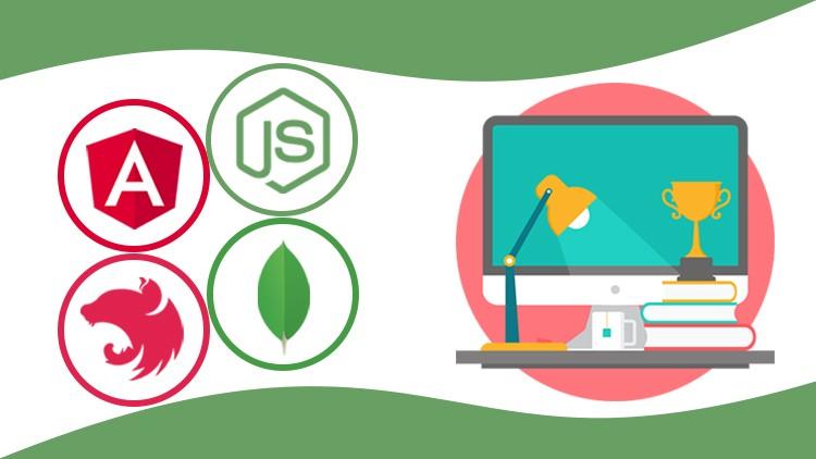 Angular & NestJS - The Modern MEAN Stack Guide