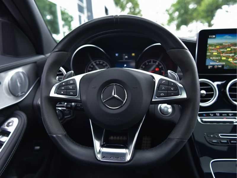 Mercedes-Benz C-Klasse C63 T AMG Perf-Uitlaat Pano Burmester Comfort-Memo HUD Rij-Ast TopView Keyless afbeelding 2