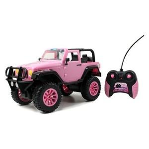 GirlMazing RC Jeep Wrangler