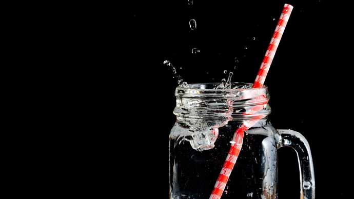 Drink water rehydrate