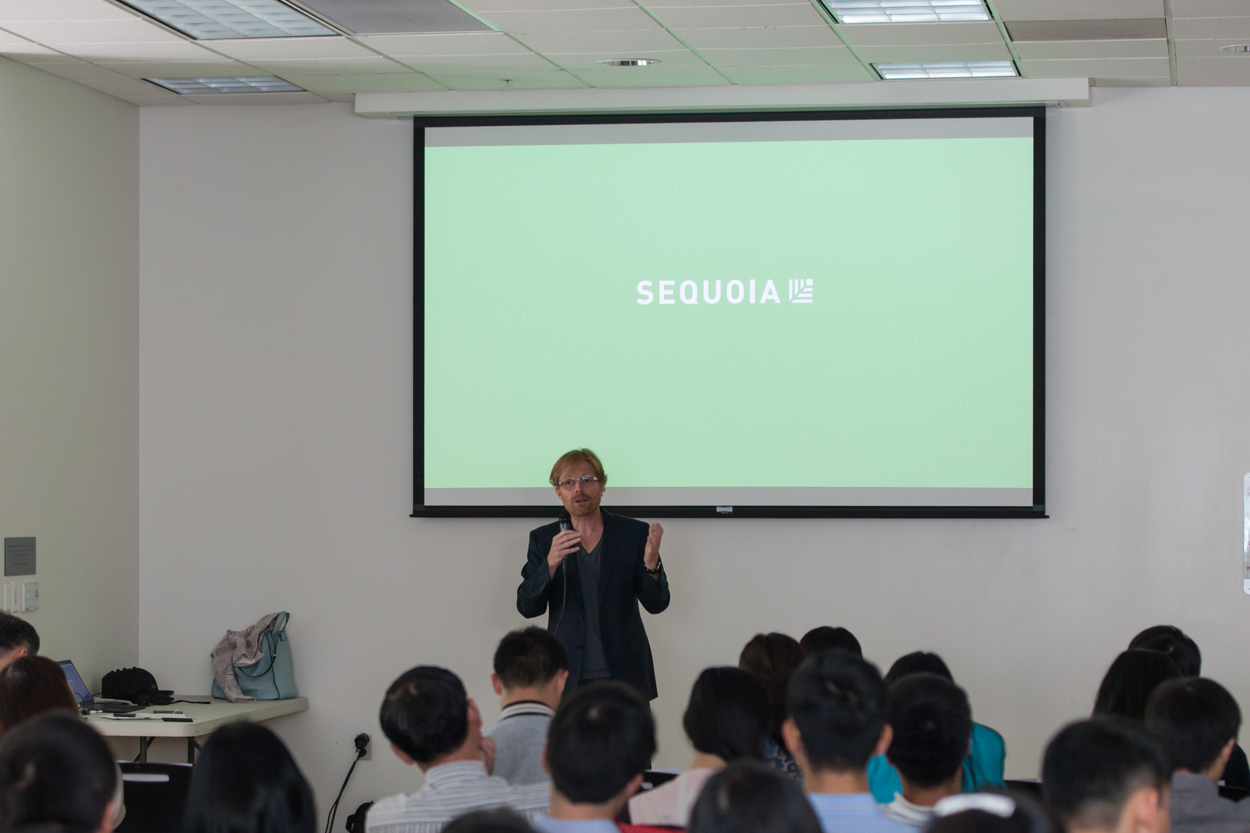 Sequoia China Featured Event - Borge Hald