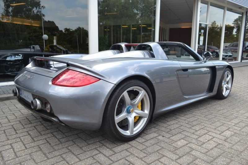 Porsche Carrera GT afbeelding 2