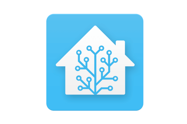 Home assistant logo banner