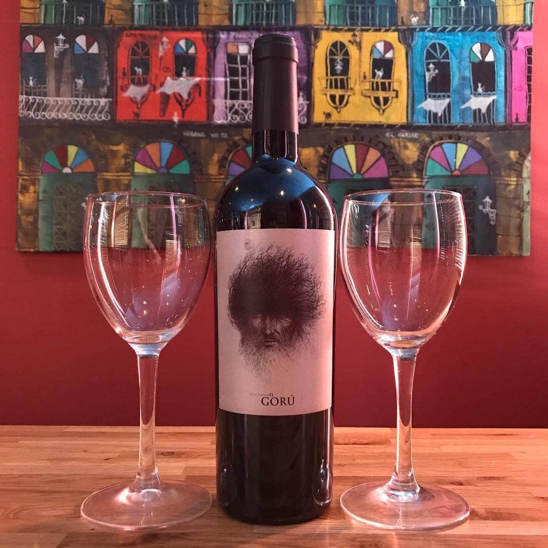 Viva Cuba Leeds wine
