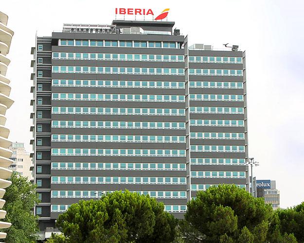 Madrid office location.